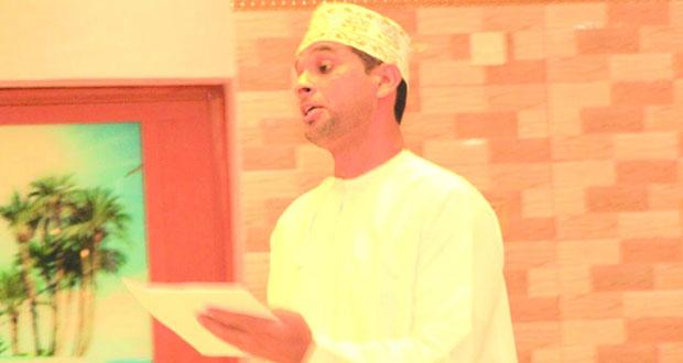 """غدا .. فرقة مسرح شباب عمان تقدم عرضها """"تطوعي رقي لمجتمعي"""" بمسرح التربية والتعليم في الرستاق"""