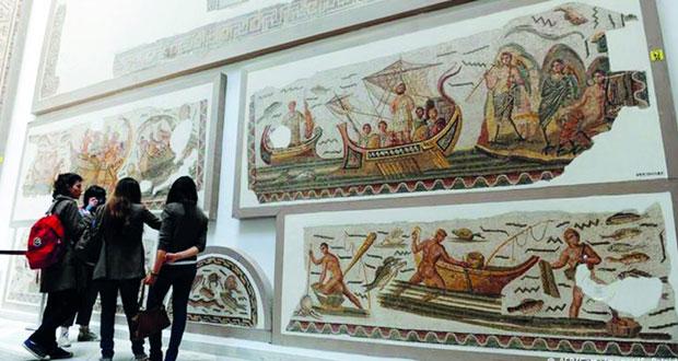 المتحف الوطني بباردو يحفظ الذاكرة التاريخية لتونس
