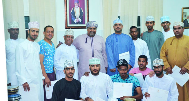 جمعية العود تختتم حلقة تدريبية في الإيقاعات العمانية والخليجية والشرقية