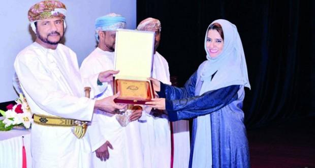 ختام فعاليات ملتقى الشعر الخليجي بمحافظة ظفار