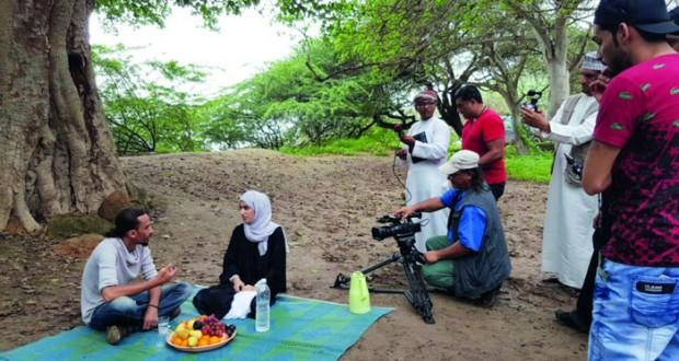ملتقى ظفار للفيلم العربي يقيم حلقة في تصوير الأفلام القصيرة
