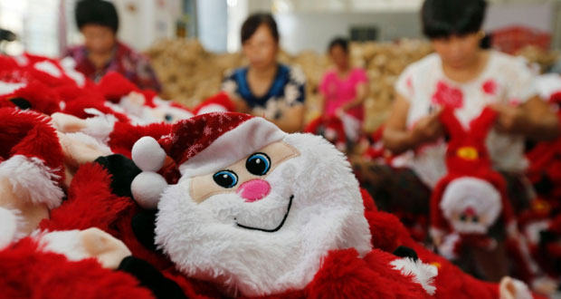 تباطؤ الانتاج الصناعي ومبيعات التجزئة في الصين