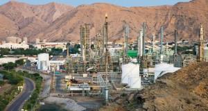 نفط عمان بـ46.87 وتخمة المعروض تهبط بالخام