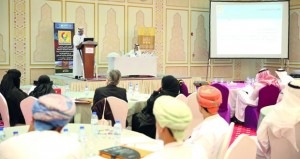 تواصل فعاليات المؤتمر العلمي الخامس للجمعية الجغرافية الخليجية