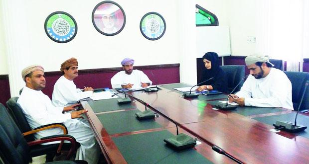 مجلس إدارة فرع الغرفة بجنوب الشرقية يؤكد أهمية تعزيز الجهود في تنمية القطاع الخاص