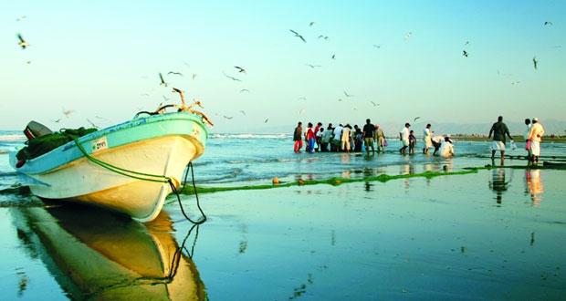 القطاع السمكي بظفار.. بنية تحتية متطورة وموارد سمكية متنوعة