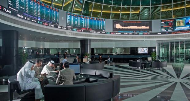 موجة تراجع تطال جميع الأسواق الخليجية