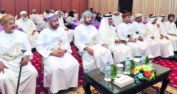 ملتقى التحكيم التجاري الخليجي بظفار يعرف بمفهوم العقود الدولية