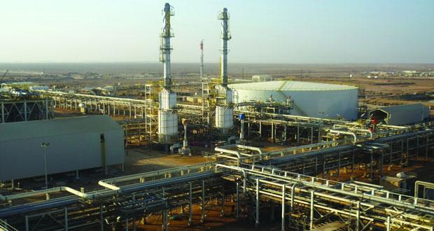 31 مليون برميل إنتاج النفط في السلطنة مايو الماضي