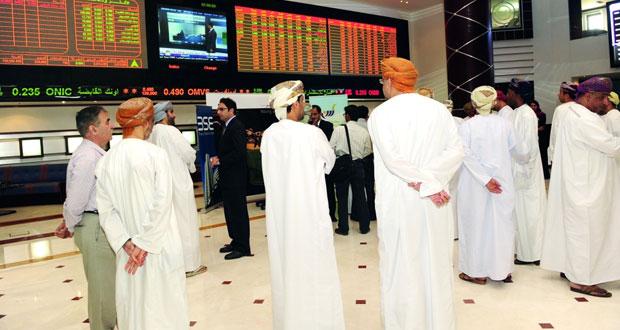 7ر89 مليون ريال عماني مكاسب سوق مسقط يوليو الماضي