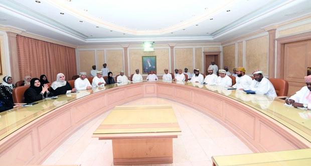وزير الصحة يترأس اجتماعا لمركز ضمان الجودة لمناقشة نظام الأيزو فـي المديريات الصحية