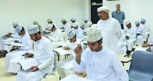 اختتام البرنامج التعريفي للدفعة الحادية والثلاثين بجامعة السلطان قابوس