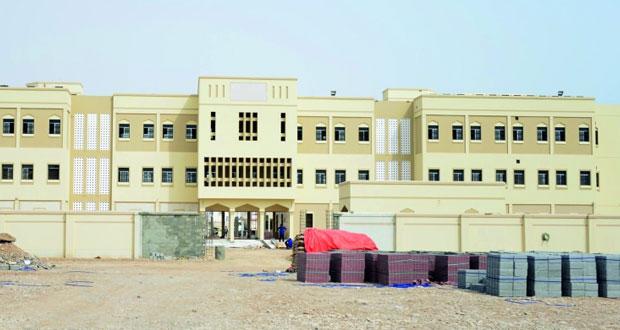 محافظة جنوب الشرقية تشهد تنفيذ عدد من المشاريع التربوية استعداداً للعام الدراسي القادم