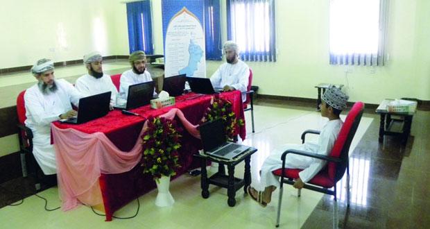 إقبال كبير على المشاركة في مسابقة السلطان قابوس للقرآن الكريم (السادسة والعشرين)