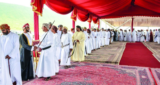 ظاهرة الجميل أو المصاحبة أو المغبور من العادات الاجتماعية التي توارثتها الاجيال بمحافظة ظفار