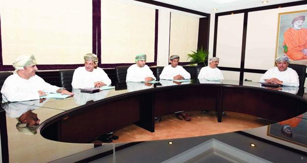 اللجنة الإعلامية لانتخابات المجالس البلدية تبحث التغطية الإعلامية للانتخابات