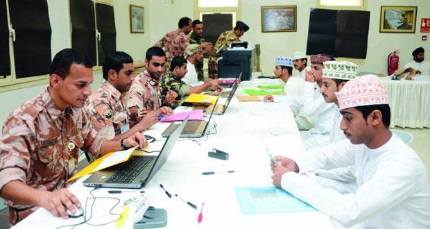 الكلية العسكرية التقنية تستعد لاستقبال الدفعة الرابعة من خريجي الدبلوم العام
