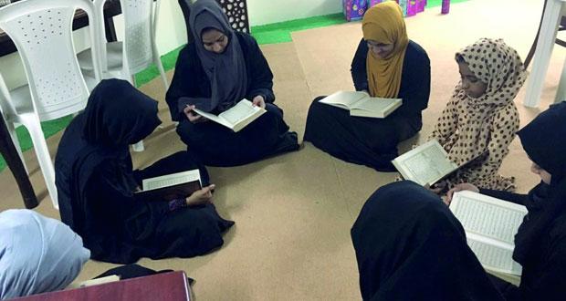500 طالب في مراكز تحفيظ القرآن بنخل ووادي المعاول