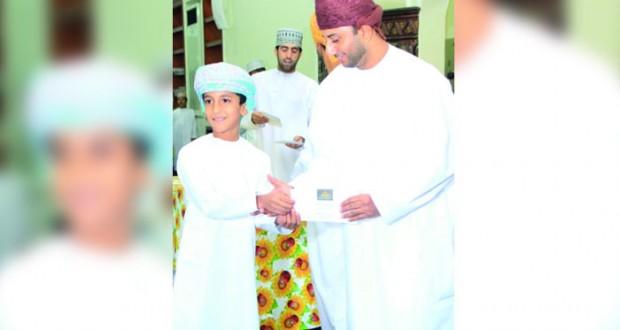 اختتام فعاليات المركز الصيفي السابع لتحفيظ القرآن الكريم بالمصنعة