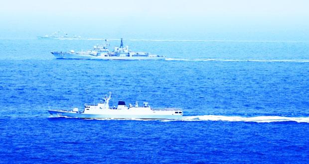 اليابان تندد بسياسة الأمر الواقع الصينية في الخلافات البحرية