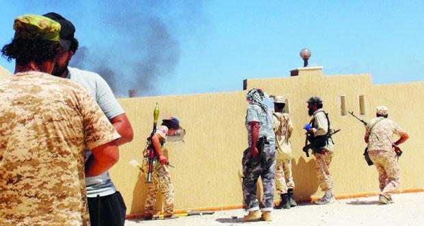 """الأمم المتحدة: دعم حكومة الوفاق الليبية """"يتهاوى"""""""