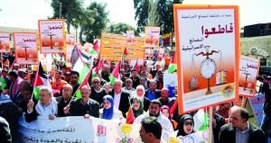 (المقاومة) الاقتصادية.. سلاح فلسطيني تخشاه دولة الاحتلال