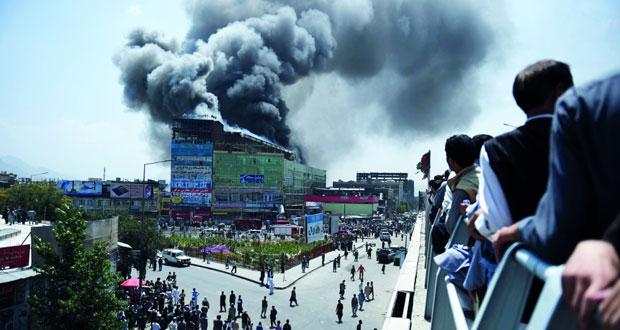 أفغانستان : جرحى في هجوم استهدف قافلة سياح أجانب