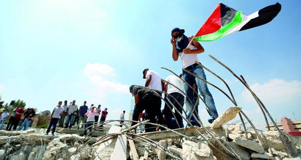 40% ارتفاعا بالمنازل التي هدمها الاحتلال في القدس