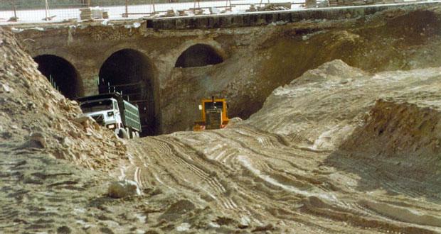 هدم الأقصى يدخل حيز التنفيذ .. حفريات إسرائيلية جديدة جنوب المسجد