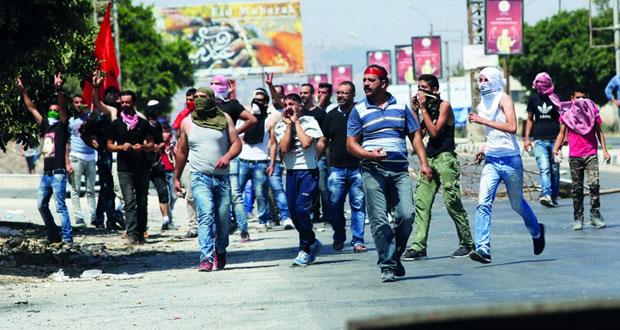 الاحتلال يقتحم «باب الرحمة» قرب الأقصى