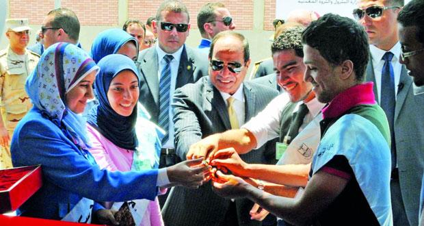مصر: افتتاح أكبر مصنع للبتروكيماويات فـي الشرق الأوسط