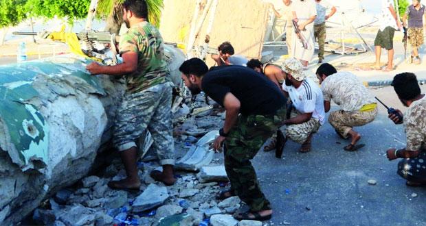 ليبيا: القوات الحكومية تتقدم في سرت