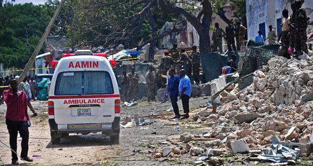 الصومال : 21 قتيلا بانفجار (مفخخة) .. و(الشباب) تتبنى