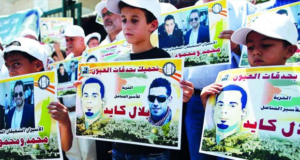 (الأسرى والمحررين) تدعو الأطراف الموقعة إلى التحرك الجاد وإلزام إسرائيل باحترامها