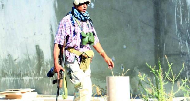 ليبيا: قوات (الوفاق) تتقدم و(انتحارية داعش) تقتل 10
