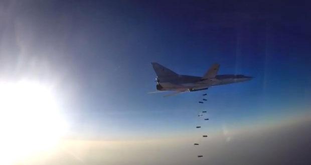 قاذفات روسية في إيران تضرب أهدافا لـ(داعش) و(النصرة) بسوريا