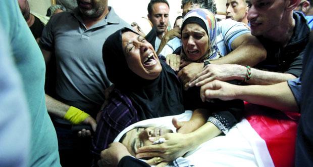 قوات الاحتلال تصعد من ممارساتها الوحشية بحق الفلسطينيين