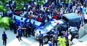شرطة بنجلاديش تقتل 4 متطرفين أحدهم العقل المدبر لهجوم دكا