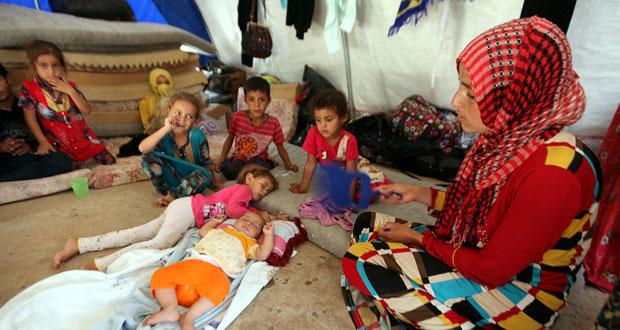 العراق: الإرهابيون يضيقون الخناق على سكان كركوك