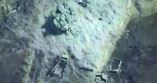 الطيران السوري يوجه ضربات مركزة للإرهابيين بحلب