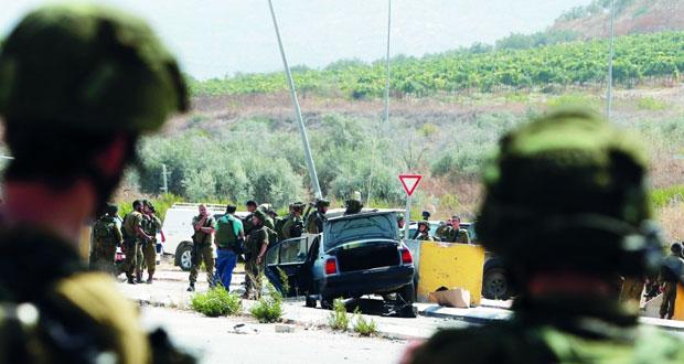 قوات الاحتلال تقتحم قسم 12 في (نفحة)