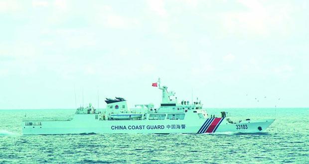 الصين تنشر رادارا في البحر الشرقي وتجري أولى تدريباتها لطوارئ الأمن النووي
