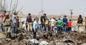 """تركيا: 3 قتلى في انفجار (مفخخة) قرب ديار بكر .. ورئيس تحرير """"جمهورييت"""" يستقيل"""