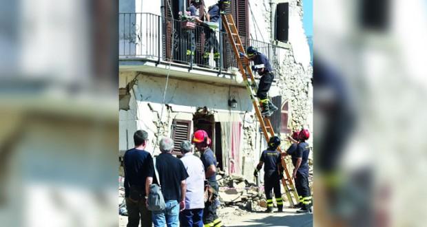بعد الزلزال .. إيطاليا تسعى إلى إعفائها من القواعد الأوروبية لعجز الموازنة