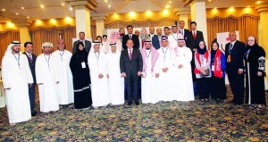 وزارة الشؤون الرياضية تشارك في أعمال برنامج التخطيط الاستراتيجي