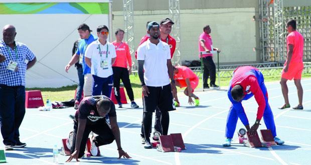 منافسات دورة الألعاب الأولمبية ريو 2016