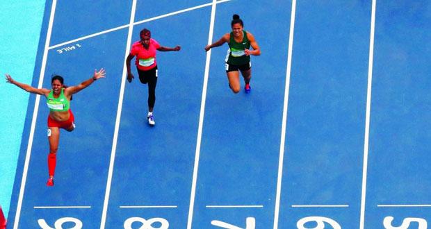 بعثتنا الرياضية تختتم مشاراكاتها في الألعاب الأولمبية بريو