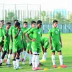 اعتذار المنتخب الإيراني يربك برنامج المباريات التجريبية لمنتخبنا الوطني لناشئي القدم