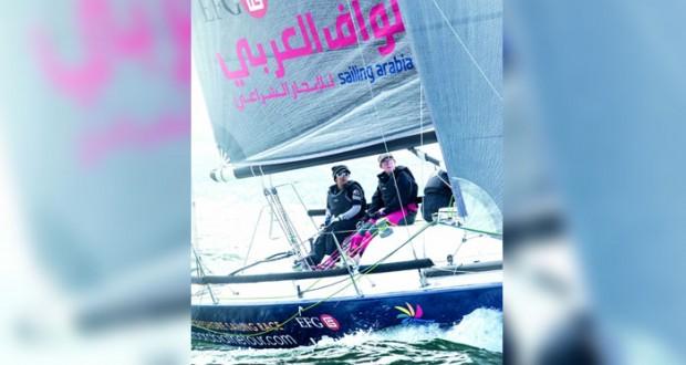 الفريق النسائي من عُمان للإبحار يختتم مشاركة ناجحة في فعاليات الفار30 الدولية بالسويد