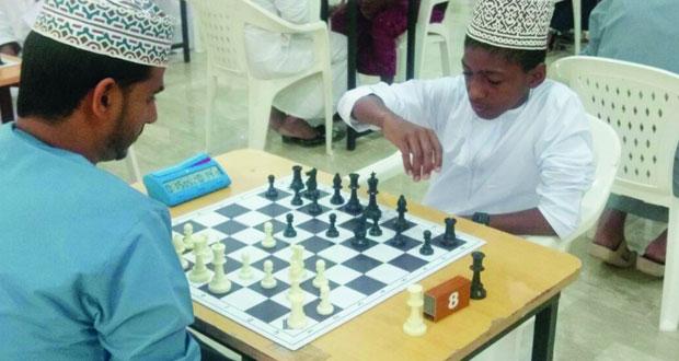 اليوم.. ختام البطولة الدولية لمهرجان صلالة السياحي للشطرنج